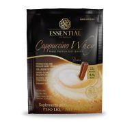 Cappuccino Whey Essential Sachê 32G - Essential Nutrition