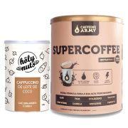 Cappucino 120g + Supercoffee 220g