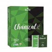 Chánical Tea-Fit 60 Saches Black Natural e Green Tea Orgânico