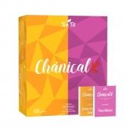 Chánical Tea-Fit 60 Saches Frutas Silvestre e Laranja, Gengibre e Canela