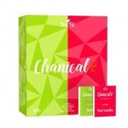 Chánical Tea-Fit 60 Saches Frutas Vermelhas e Hortelã