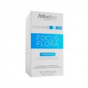 Cleanlab Focus Flora Probiótico 30Cáps - Atletíca Nutrition