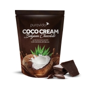 Coco Cream Belgian Chocolate 250g Puravida
