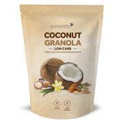 Coconut Granola Low Carb 250g - Puravida