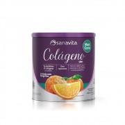 Colágeno Skin Laranja com Tangerina 300g - Sanavita