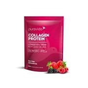 Collagen Protein Berries Silvestre 450g - Puravida