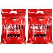 Sinister Mass 3Kg Chocolate 2 Un  - Integral Medica
