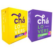 TeaQuieta  + TeaFina Chá Lovers