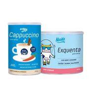 Pré Treino Exquenta 300g + Cappuccino - Mais Mu
