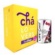 TeaFina 60 Sachês + Life