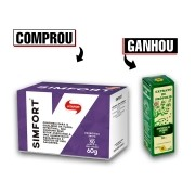 Compre Simfort 30 Sachês e Ganhe Propolis 70 Apis flora
