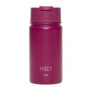 Copo Termico Vinho Tumbler C/ Infusor 350ml - Pacco