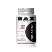 Creatina 120 CAPS - Max Titanium