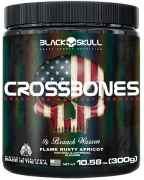 Crossbones 300G Branch Warren Black Skull