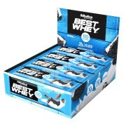 Best Whey Bar 32g Cookies N Cream - Atlhetica 12 Unidade