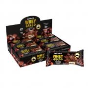 CX 12un Whey Grego Bar 480g Coffee Cream Chocolate - Nutrata