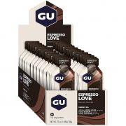 Cx 24 Un Energy Gel 32G Espresso Love GU