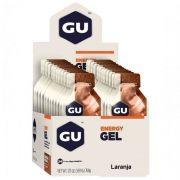 Cx 24 Un Energy Gel 32G Laranja GU
