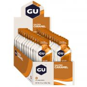 Cx 24 Un Energy Gel 32G Caramelo GU