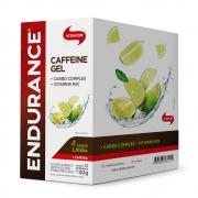 Cx Endurance Energy Gel 30g Limão Cafeína - Vitafor