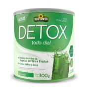 Detox Suco Verde Sun Flower