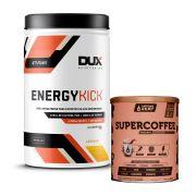 EnergyKick Laranja 1kg + Supercoffee 2.0 220g