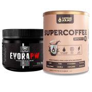 Evora 150g Cotton Candy + Supercoffee 220g
