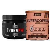 Evora 150g Frutas Amarelas + Supercoffee 20. 220g