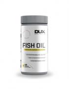 Fish Oil Sem Sabor  120 cápsulas - Dux