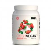 Fresh Vegan 520g Morango - Dux Nutrition