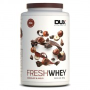 Fresh Whey Chocolate e Avelã 900g - Dux