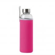 Garrafa Perfect Water Rosa 500ml - Pacco