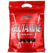 Glutamine Natural Pouch 1KG - Integral Médica