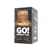 Go Energy Gel Caffeine Espresso Duplo - 10 Sachê Atlhetica Nutrition
