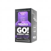 Go Energy Gel Caffeine Guarana com Acai - 01 Sachê Atlhetica Nutrition
