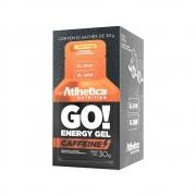 Go Energy Gel Caffeine Laranja com Acerola - 10 Sachê Atlhetica Nutrition