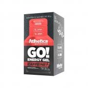 Go Energy Gel Caffeine Morango com Limao - 01 Sachê Atlhetica Nutrition