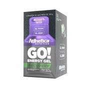 Go Energy Gel Guarana com Acai 10 Sachê Atlhetica Nutrition