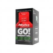 Go Energy Gel Morango - 10 Sachê Atlhetica Nutrition