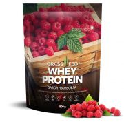 Grass Fed Whey Protein Framboesa 900g Puravida