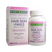 Hair Skin e Nails 150 Soft - Natures Bounty