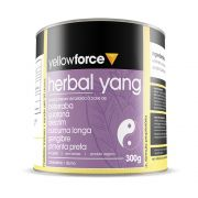 Herbal Yang 300g - Pré Treino - Yellowforce