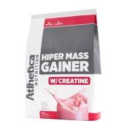 Hiper Mass Gainer 3kg Morango - Atlhetica Nutrition