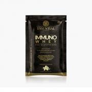 Immuno Whey Pro Glutathione Baunilha 22g - Essential