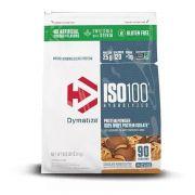 Iso 100 Natural Stevia 6.0 LBS Chocolate Com Amendoim