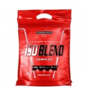 Iso Blend Complex Chocolate 900g Pouch - Integral Medica