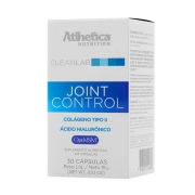 Joint Control Colageno Tipo Ii 30 Caps - Atlhetica