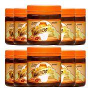 10 Un Pasta de Amendoim Amendomel 500g Cacau e Coco Thiani
