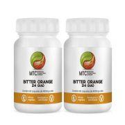 Bitter Orange - Zhi Qiao 60 Cápsulas Vitafor 2 unidades