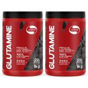Glutamine 1 KG 2 Un  Vitafor